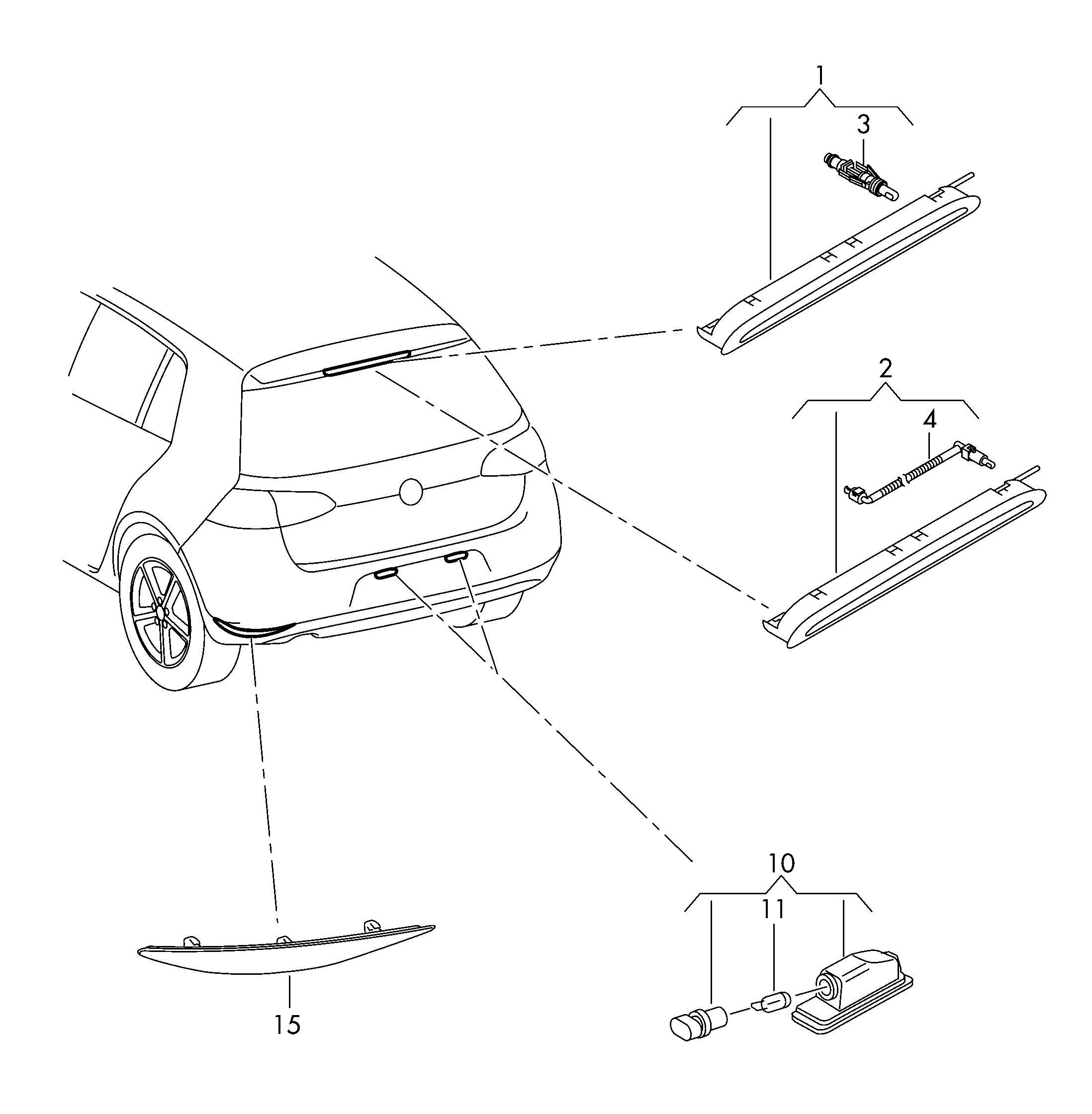 Volkswagen Golf (2014